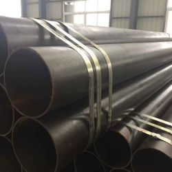ASTM A106 ERW Carbon Steel Welded Steel Pipe CRC ERW Cold Rolled Welded Steel Pipe From Tianjin