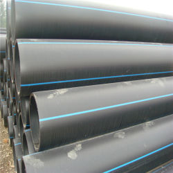 Hpde Pipe for Slurry Lines