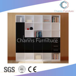Modern 5 Doors Office Cabinet Wooden Display Rack (CAS FC31418)