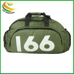 2019 China Custom Logo Fitness Gym Sport Duffle Backpack Bag