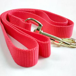 Factory Direct Sale Pet Leash Products, High Quality Sport Training Nylon Dog Lead