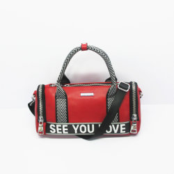 f9a725cc Guangzhou Wholesale Market 2019 New Products Lady PU Leather Fashion  Handbag From Replica Bag Manufacturer W622