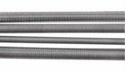 Right Hand Threads 9//16-18 Thread Size Steel Fully Threaded Rod 72 Length