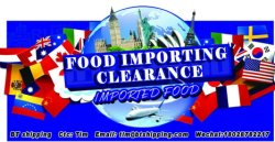 Food Importing /Duran/Rice/Tobacco Starch