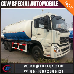 Dongfeng 6X4 16m3 18m3 Sewage Vehicle Vacuum Tank Sewage