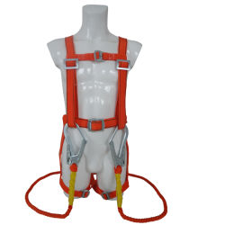China Safety Harness manufacturer, Polyester Webbing, Safety