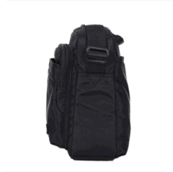 Satin Ladies Leisure Sports Backpack Vertical Section Shoulder Bag Male Oblique Cross Package Bag Package