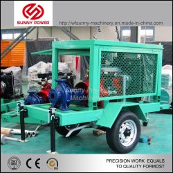 14inch Cummins Nta855-P500 Diesel Water Pumps for Mining Water Feeding