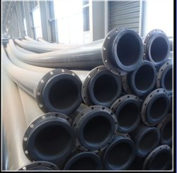 Od65-800mm Wear Resistant UHMWPE Pipe (UP-D-T)