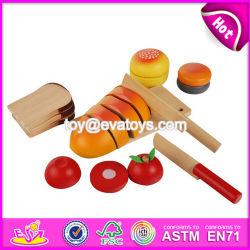 New Design Kids Pretend Toys Wooden Play Food W10b182