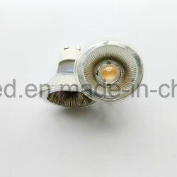 Epistar GU10 COB 6W Dimmable LED Spot Lamp Ce RoHS