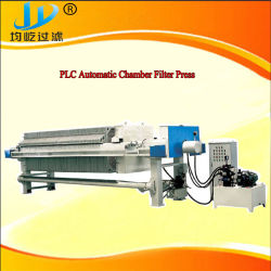 Quick Open Chamber Filter Press