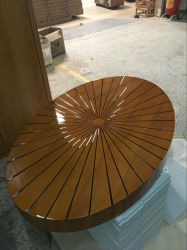 Fancy Suite Coffee Table Hall Coffee Table Oval High End