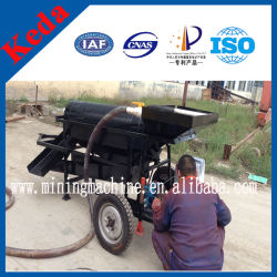 High Efficiency Mini Placer Gold Wash Plant for Sale