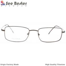 2018 New Best Price Newest Design Fashionable 100% Titanium High Quality Full Frame Optical Frame Eyewear Spectacles Glasses Frames
