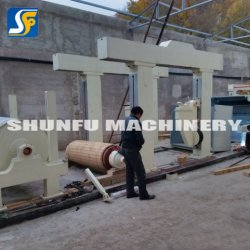 China Manufacturer Toilet Paper Making Machine Price/ Toilet Paper Machine/ Production Machine