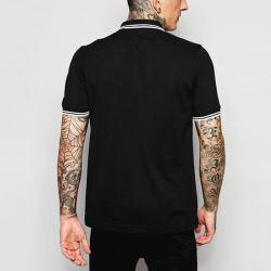 High Quality Wholesale Custom Unique 100% Cotton Dry Fit Short Sleeve Men Polo Shirt