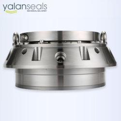 Double End, High Pressure ZSJGH-220 Mechanical Seals for Slurry Pumps