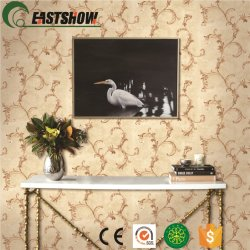 PVC Wallpapers Home Decoration Wholesale Building Material