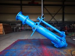Single Stage Drilling Submersible Slurry Pump for Trenchless Construction