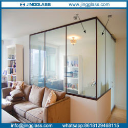 Magic Electric Obscure Smart Laminate Glass with Pdic Film