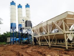 50m3/H Ready Mixed Concrete Mixing Plant with Price