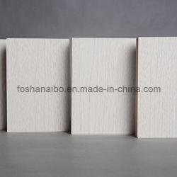 Cupboard PVC Lamination Foam Sheet Wooden Grain