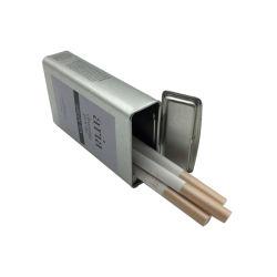 Cigarette Case Hinge Tin Box for Cigarette Wholesale Custom Printing