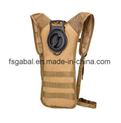 Slim Military Cycling Sports Hydration Backpack Bag with Water Bag