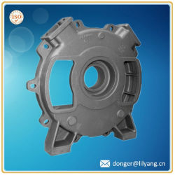 Shell Mold Casting Suction Body, Grey Iron Pump Parts