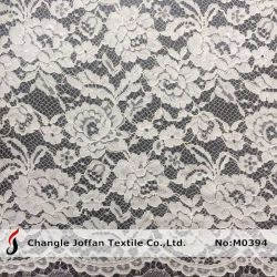 Wholesale Embroidery Lace Fabric Bridal Lace for Wedding Dresses (M0394)
