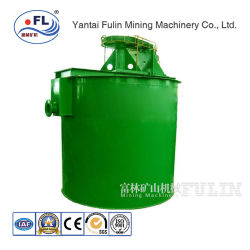 Mineral High Efficiency Agitation Leaching Barrel Agitator