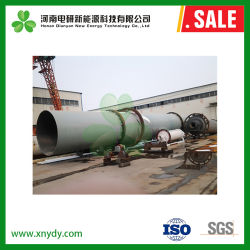 Energy Efficient Single Drum Rotary Dryer for Limestone/Coal Slurry/Mineral Concentrate