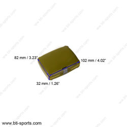 Wholesale Quick Open Mini 100% Waterproof Fly Fishing Terminal Tackle Box 09A-H021