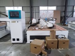 Cheapest Price 2000X3000/2030 Model Woodworking CNC Machine Milling/Cutting/Engraving Machine with Big Discount for Wooden Door/Windows/Leg/Model/Slot