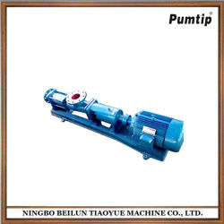 Single Screw Pump Self-Priming Sewage for Sale