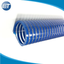 PVC Corrugated Suction Hose Pipe Tube/PVC Transparent Tubes/Transparent PVC Corrugated Hose From China