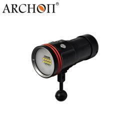 Rechargeable White LED*8 Red LED*4 Purple LED*2 UV LED*2 Push Button Switch Camera Photo Video Light