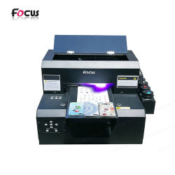 2017 Newest A4 Uv Printer Cell Phone Case Plastic Card Business Printing Machine
