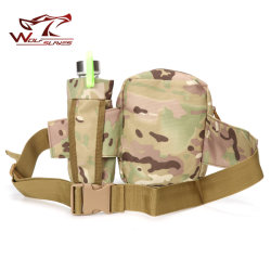 Tactical Molle Bag Hip Packs Waist Bag Fanny Pack Hiking Fishing Sports Hunting Waist Bags Tactical Sports Bag Belt Pouch