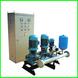 Lgl Vertical Automatic Constant Pressure Variable Flow Water Supply Equipment Efficient