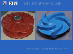 Hi Chrome White Iron and Rubber Polymer Slurry Pump Parts