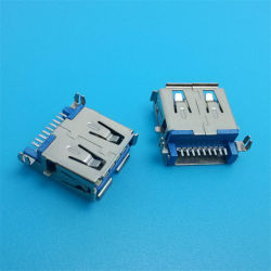 Wholesales Vertical a Type 3.0 SMT USB Connector