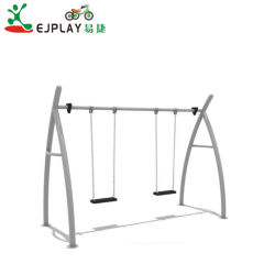 Kids Single Iron Swing for Indoor and Outdoor