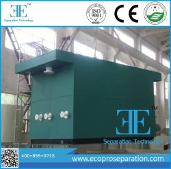 Electrical Coagulation System Ec Electrical Flocculation System Wastewater Treatment Machine