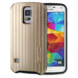 Hot Selling Carrier PC TPU Case for Samsung S5 I9600