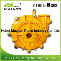 Tailings Transport Centrifugal Filter Press Feed High Pressure Slurry Pump
