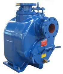 Electric Self-Priming (Self Priming) Centrifugal Trash Water Pump (T, U, Super T) , Slurry Pump, Diesel Engine Pump, Gorman-Rupp Pump