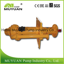 High Efficiency Waste Water Handling Coal Preparation Slurry Pump