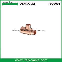En1254 Copper Reduce Tee (AV8056)